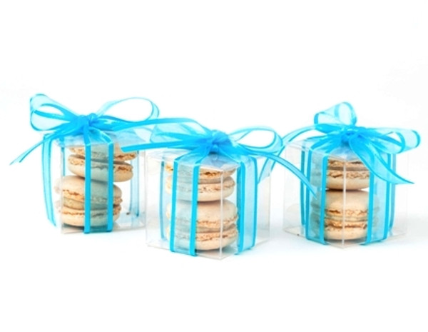 Favor Box - 2 Macarons - Not available for shipping.