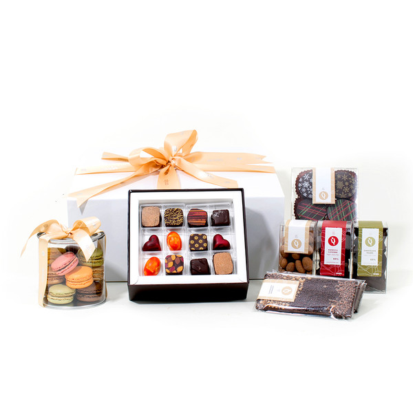 Indulgence Gift Box - Not available for shipping.