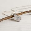 Customized Tee Shirt Necklace