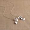 Ribbon Bow Necklace