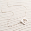 Recycle and Save a Tree Necklace