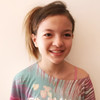 """This is the 14.5"""" (choker length for adults) length on my 11 year old.  She likes this length, and says the 16"""" feels too long for her."""