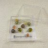 Mother Earth Earring Accessories Bundle (6 stones per side)--Hoop Earrings are sold separately, 10% off with bundle purchase
