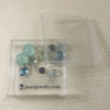 Sky's the Limit Earring Accessories Bundle (7 semi-precious stones per side)--hoop earrings are sold separately, 10% off with bundle purchase