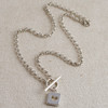 Unchain My Heart Necklace