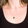 Kanji Droplet Necklace