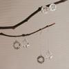 Looparella Droplet, Post, or Long Drop Earrings