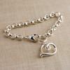 Loopy in Love Rolo Bracelet