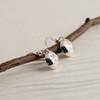 Kanji Droplet Earrings