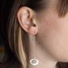 Mojo Long Drop Earrings