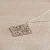 Hawaiian Quilt Inspired Necklace