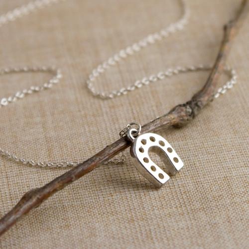Horseshoe Necklace