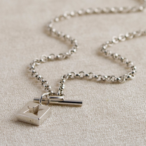 Unchain a Star Necklace