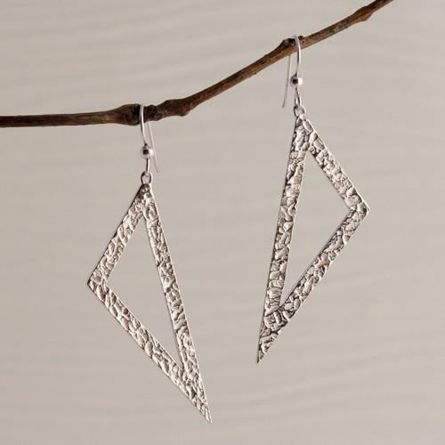 Tri-Lam Earrings