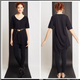 51inc Sample Sale for WK:  Droptail Tunic in Oatmeal or Black