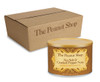 The Peanut Shop of Williamsburg - Sea Salt and Cracked Pepper Nuts - Six 32 oz. Tins - Price Includes Shipping