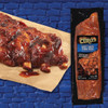 Curley's Fully Cooked Back Ribs With Sauce