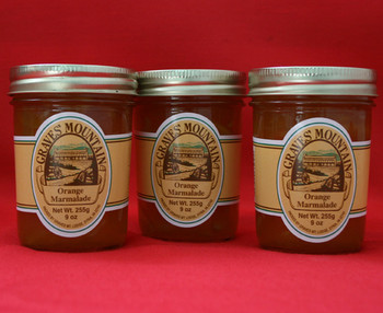 GRAVES MOUNTAIN ORANGE MARMALADE