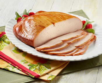 BROWNED BONELESS TURKEY BREAST