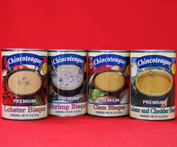 CHINCOTEAGUE BISQUE SUPER SAMPLER