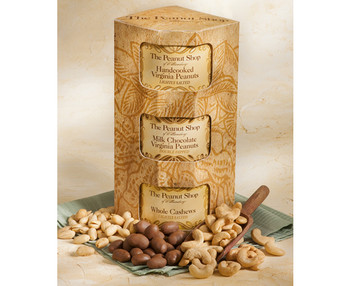 Fine Nut Collections with Chocolate