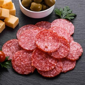 Carando® Sliced Genoa Salami