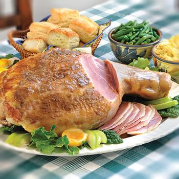 COOKED COUNTRY HAM