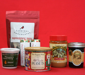 HOLIDAY SNACK TIME GIFT BOX