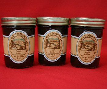 GRAVES MOUNTAIN APPLE BUTTER