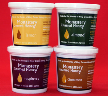 MONASTERY CREAMED HONEY