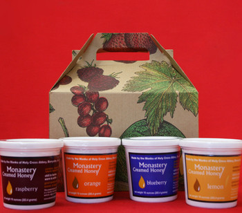 MONASTERY CREAMED HONEY GIFT BOX