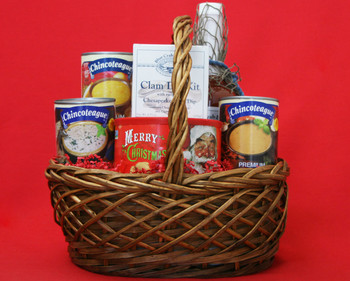 OCEAN BOUNTY! FOR THE BISQUE LOVER WITH BLUE CRAB BAY STING RAY BLOODY MARY MIXER