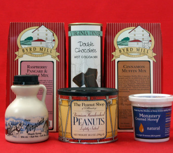 VIRGINIA BRUNCH WITH HOT COCOA MIX GIFT BOX
