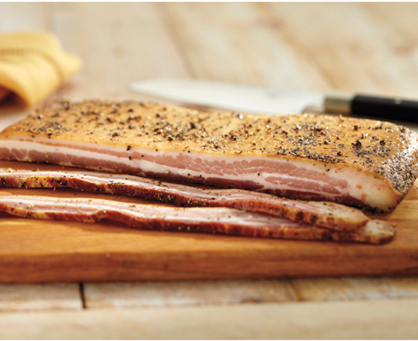 COUNTRY CURED QUARTER SLAB BACON