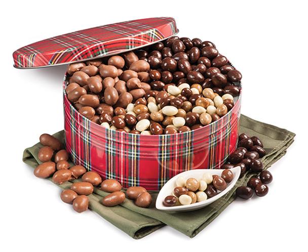 CHOCOLATE LOVER'S TIN