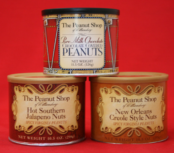 THE PEANUT SHOP SAMPLER 7