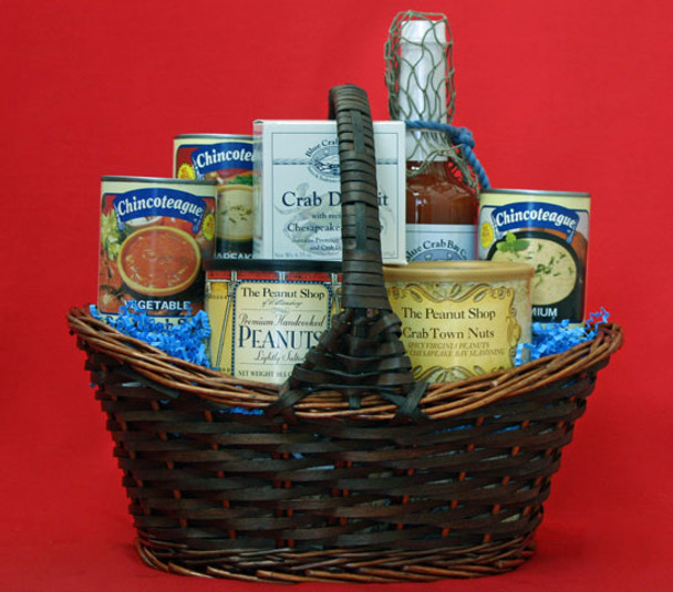 OCEAN BOUNTY! FOR THE CRAB LOVER WITH BLUE CRAB BAY STING RAY BLOODY MARY MIXER