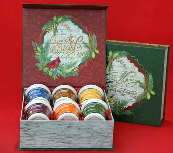 HONEY LOVER'S CHRISTMAS BOX