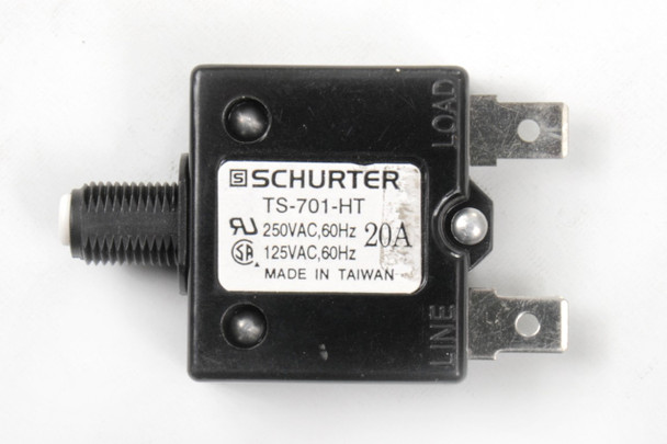 20-Amp Breaker- Power Booster