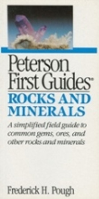 Peterson First Guides - Rocks & Minerals