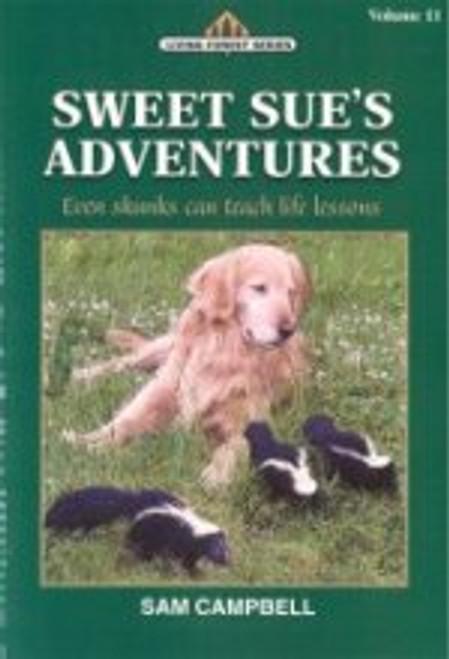 Sweet Sue's Adventures (Vol 11)