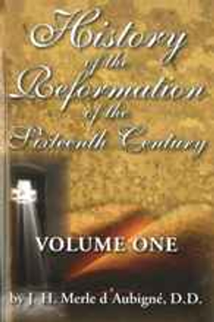 (E-Book) History of the Reformation of  16th Century