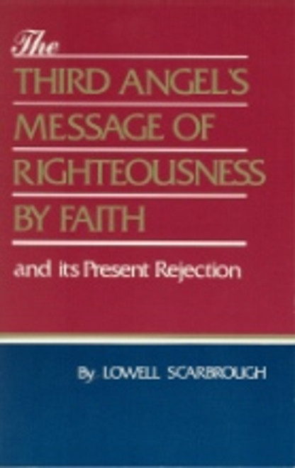 (E-Book) Third Angels Message Of Righteousness By Faith