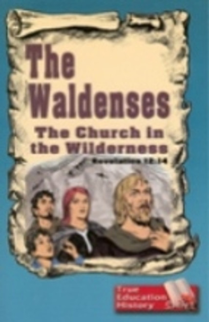 (E-Book) Waldenses, The Church In The Wilderness