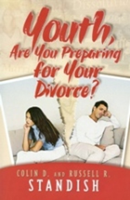 (E-BooK) Youth, Are You Preparing For Your Divorce?