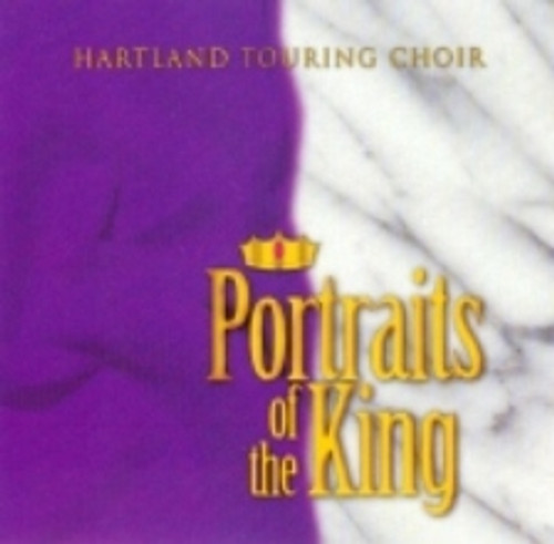 Portraits Of The King CD by Three Angels' Chorale
