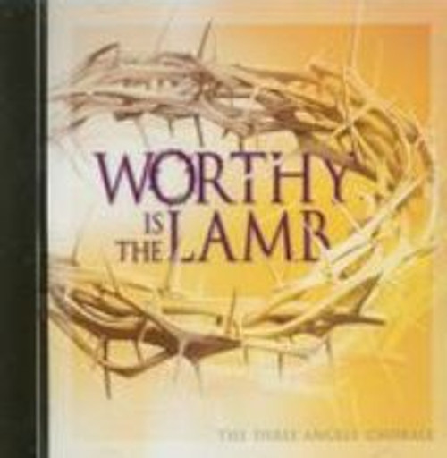 Worthy Is The Lamb - CD