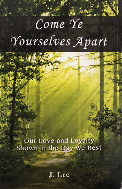Come Ye Yourselves Apart Audio CDs
