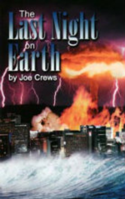 """What will the last night on Earth be like for the saved and unsaved? This chilling examination of the final cataclysmic hours of this planet will stir your soul and show you what you must do to ensure you can rise above the chaos and destruction.  Why will only a """"few"""" people respond to the offer of salvation? Learn why waiting for the last minute to turn to Jesus is a bad idea!"""