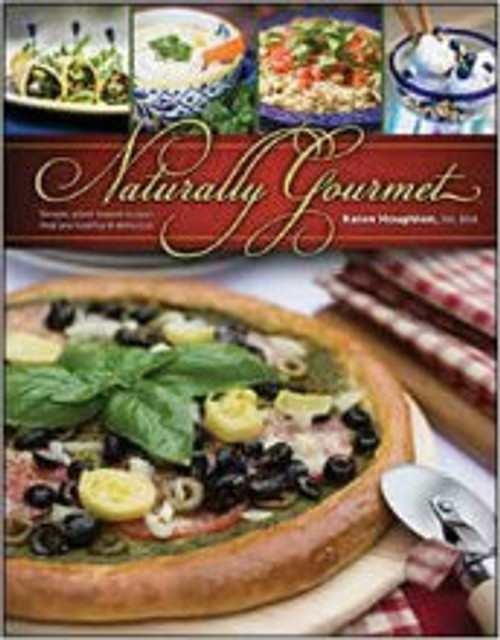 If you're looking for a way to eat more healthfully without sacrificing flavor, Naturally GourmetTM is a must for your kitchen! You'll enjoy more than 100 beautifully illustrated, plant-based recipes that are not only mouth-wateringly good, they're easy to prepare too!